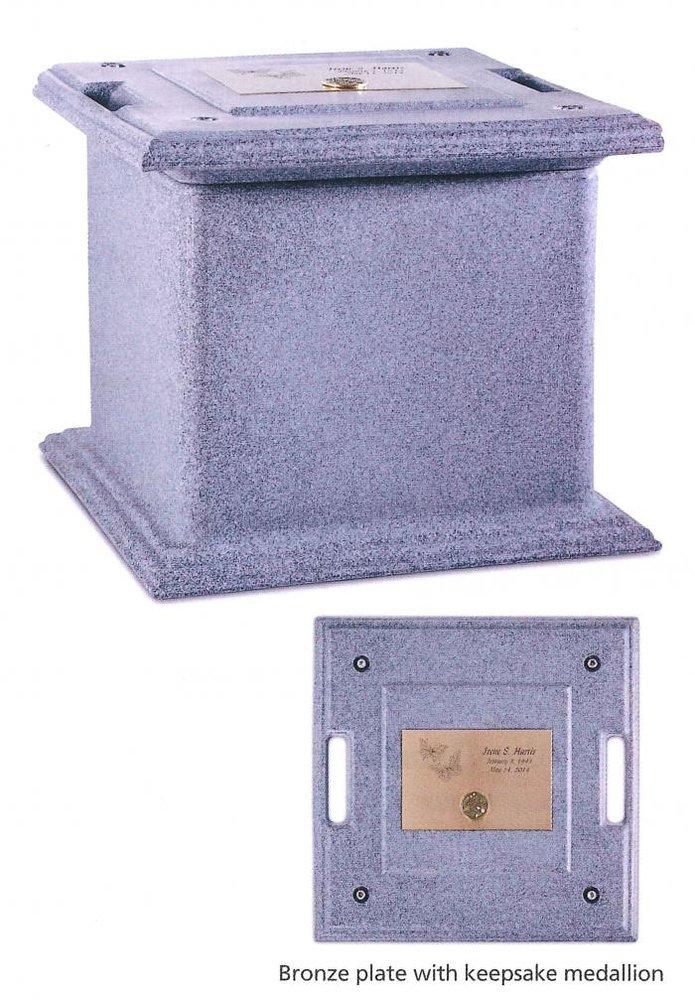 Pricing Catalog > Charleston Urn Vault