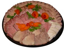 Deluxe Meat Tray